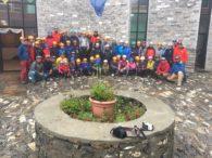 KCC Training with kids (Phunuru Sherpa)
