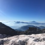 Wednesday morning from Camp Muir (Anna Hicks)