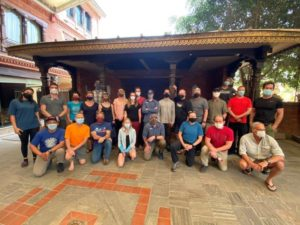 Team 2 Meeting Photo (Ang Jangbu Sherpa)