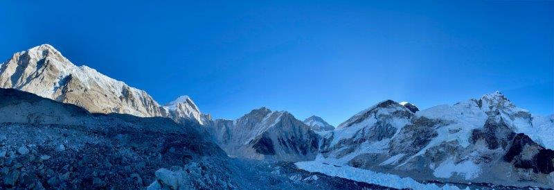2021 Everest Panorama (Jangbu Sherpa)