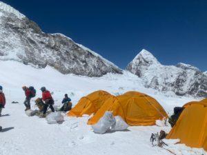 Camp 1 (Kevin Kayl)
