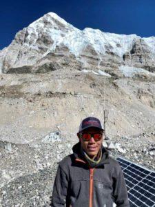 Dawa Tenzing (Ang Jangbu Sherpa)
