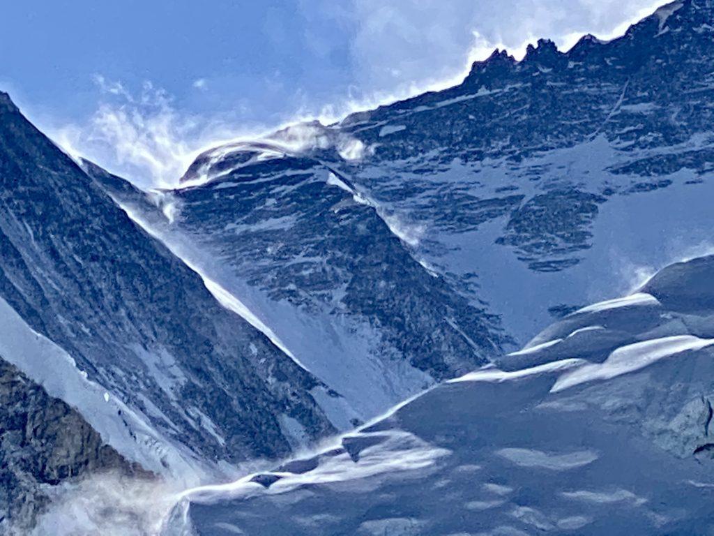 Geneva Spur and South Col (Ang Jangbu Sherpa)