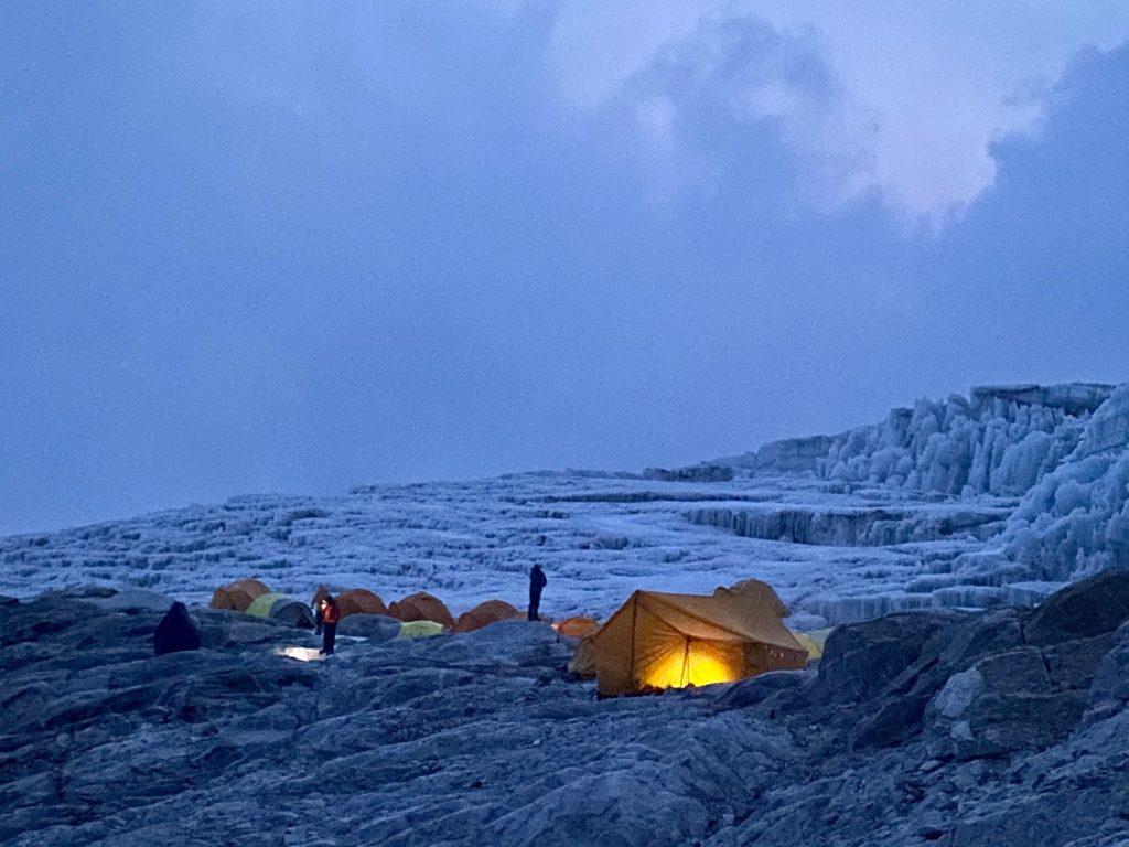 Lobuche High Camp (Phunuru Sherpa)