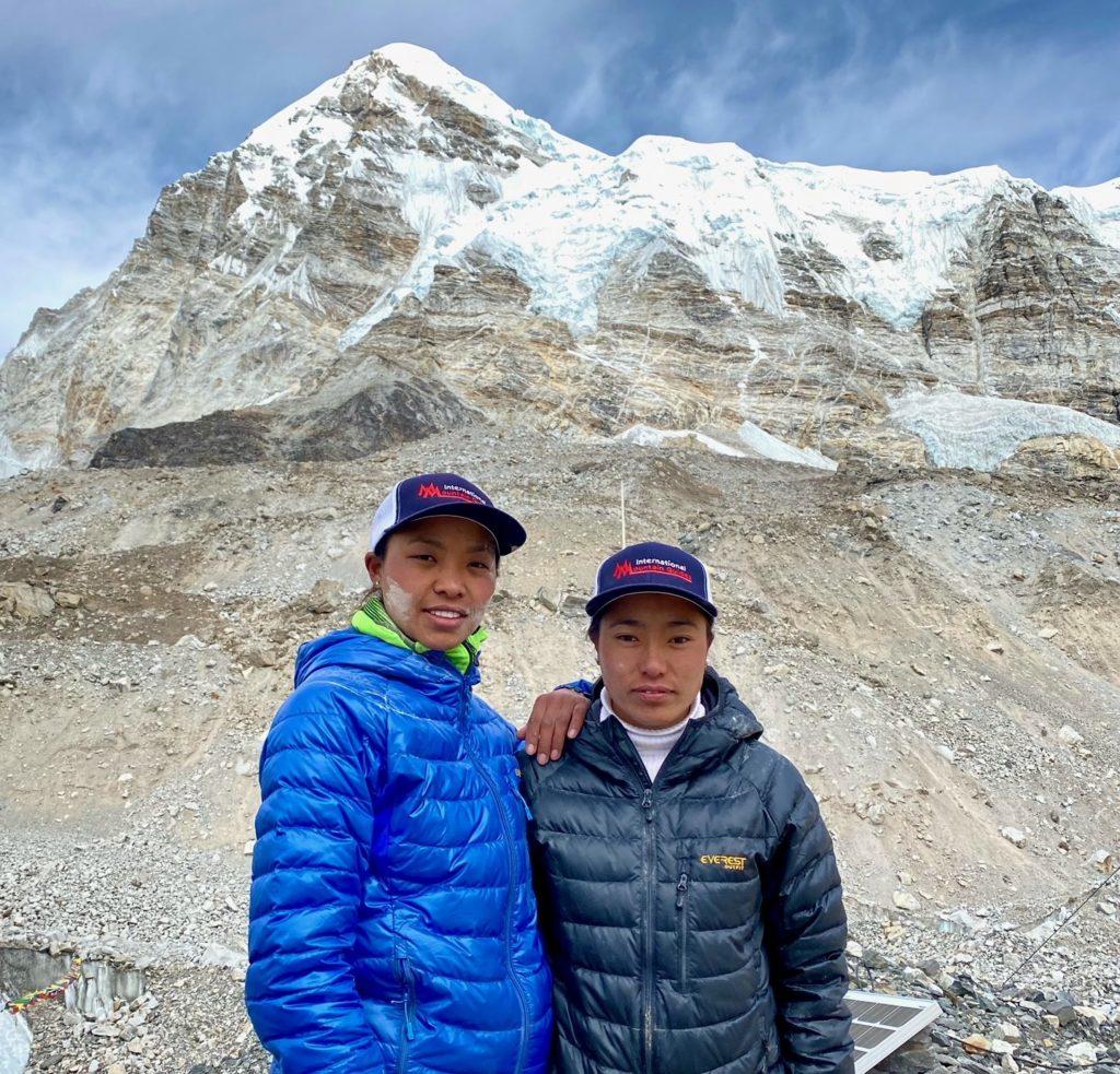 Pasang Kanchi Sherpa and Nima Doma Sherpa (Ang_Jangbu_Sherpa)
