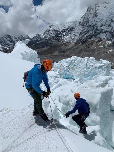 IMG Senior Guide Phunuru Sherpa (Kevin Kayl)