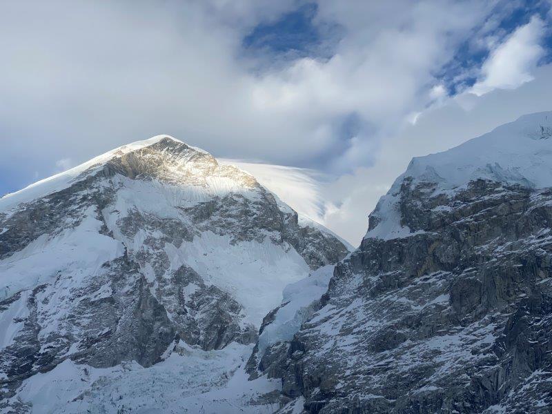 Lenticular over Mount Everest 5-18-21 (Jonathan Schrock)