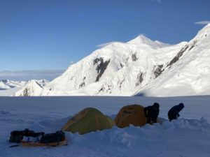 Mt Foraker from Camp 2 (Eric Simonson)