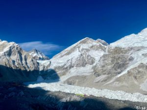 Nice day on Mount Everest (Ang Jangbu Sherpa)