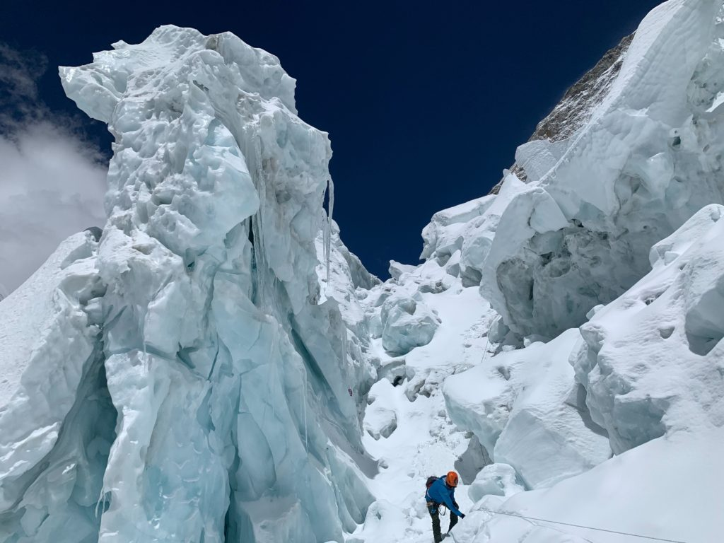 The Icefall labyrinth (Kevin Kayl)