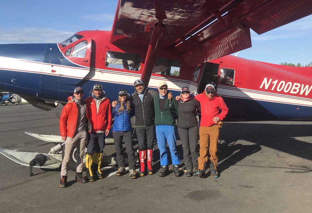 IMG Denali Team 7 ready to go! (Andy Polloczek)