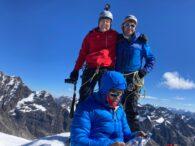 Pequeno Alpamayo Summits (Fabricio Gomez)