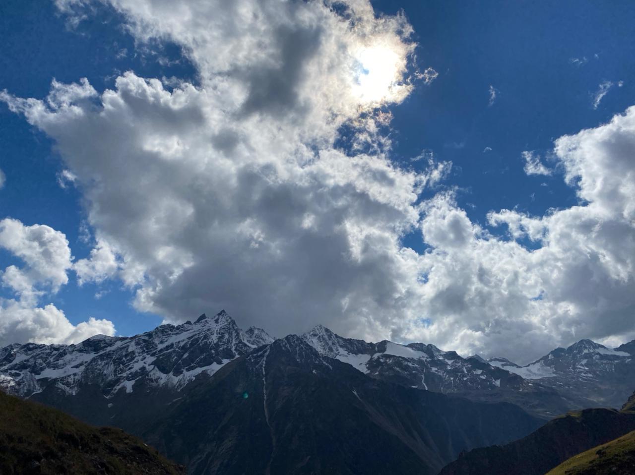 Caucasus Range (Sasha Sak)