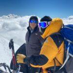 Crossing Traverse in Albrus (Sasha Sak)