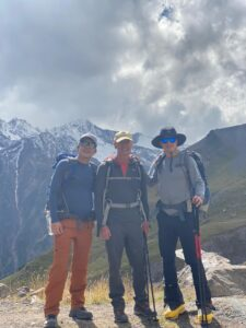Elbrus Team acclimatization (Sasha Sak)